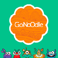 go Noodle graphic