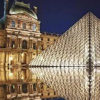 louvre graphic