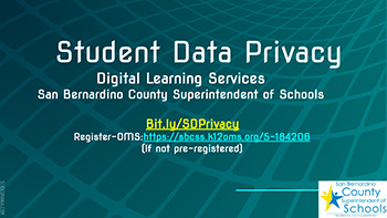 student Data Privacy graphic